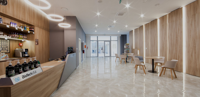 Vitajte v novom športovo-relaxačnom <span>centre Slovnaft RELAX</span>